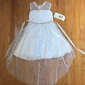 Rare Edition Size6X Kids Fancy/Party/Wedding dress